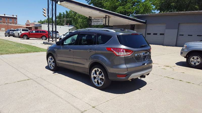 2014 Ford Escape AWD Titanium 4dr SUV - Mcpherson KS