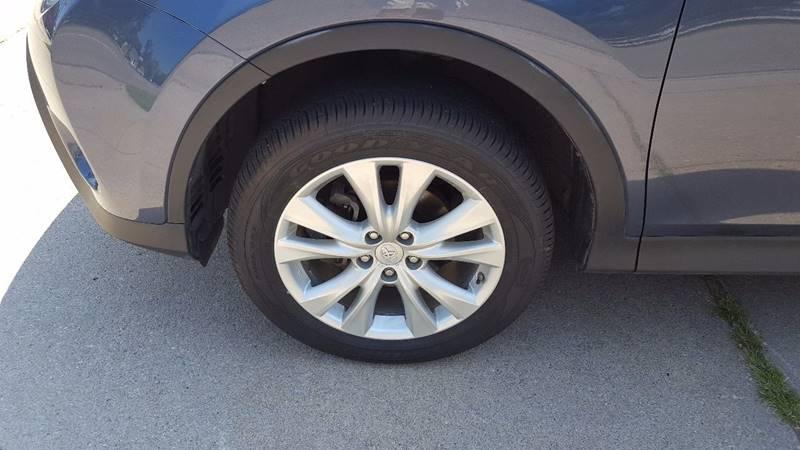 2013 Toyota RAV4 AWD Limited 4dr SUV - Mcpherson KS