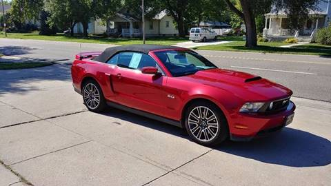 2011 Ford Mustang for sale in Mcpherson, KS
