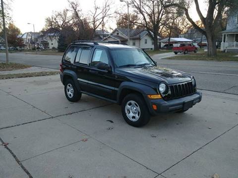 2006 Jeep Liberty for sale in Mcpherson, KS