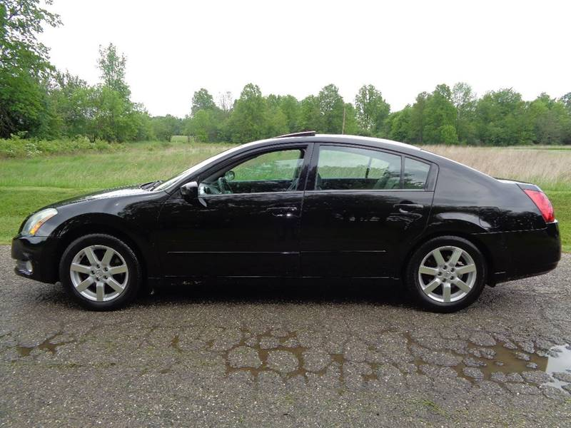 2004 Nissan Maxima 3.5 SL 4dr Sedan - North Benton OH