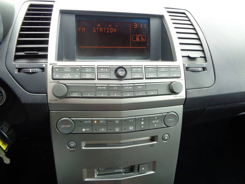 2004 Nissan Maxima 3.5 SL 4dr Sedan - North Benton OH