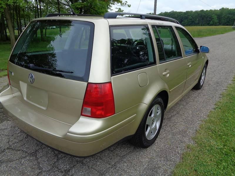 2002 Volkswagen Jetta GLS 4dr Wagon - North Benton OH