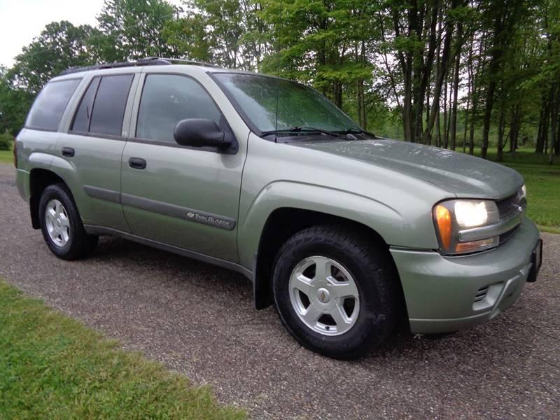 2003 Chevrolet TrailBlazer LS 4WD 4dr SUV - North Benton OH