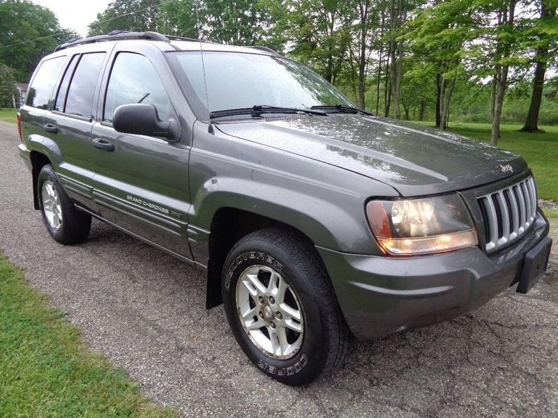 2004 Jeep Grand Cherokee 4dr Special Edition 4WD SUV - North Benton OH