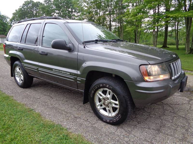 2004 Jeep Grand Cherokee 4dr Special Edition 4WD SUV - North Benton OH