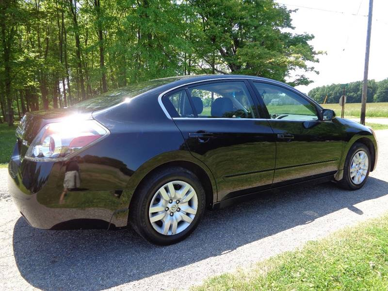 2010 Nissan Altima 2.5 S 4dr Sedan - North Benton OH