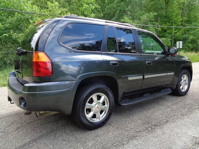 2003 GMC Envoy SLT 4WD 4dr SUV - North Benton OH