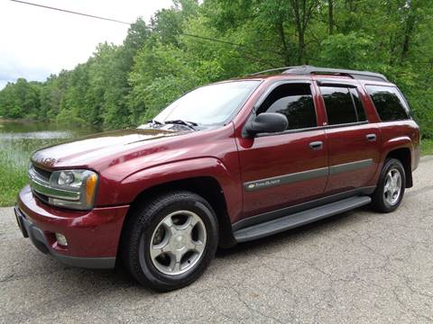 2004 Chevrolet TrailBlazer EXT for sale in North Benton, OH