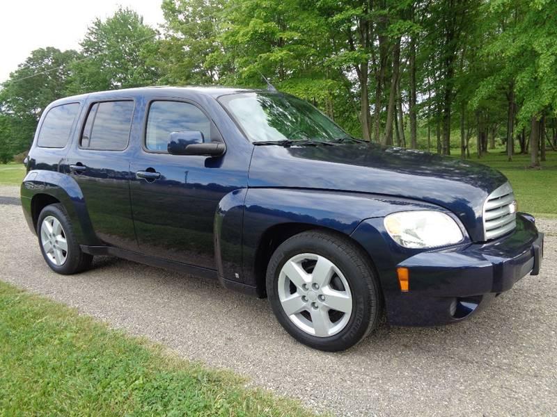 2009 Chevrolet HHR LT 4dr Wagon w/1LT - North Benton OH