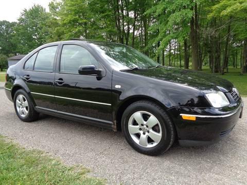 2004 Volkswagen Jetta for sale in North Benton, OH