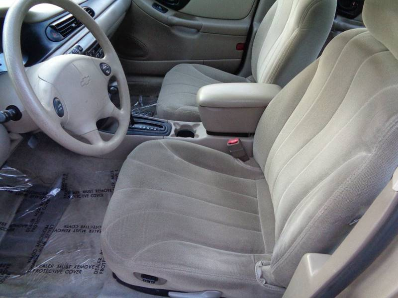2005 Chevrolet Classic Fleet 4dr Sedan - North Benton OH