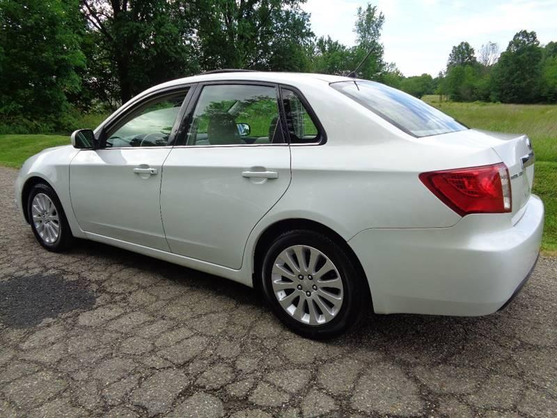 2009 Subaru Impreza AWD 2.5i Premium 4dr Sedan 4A - North Benton OH