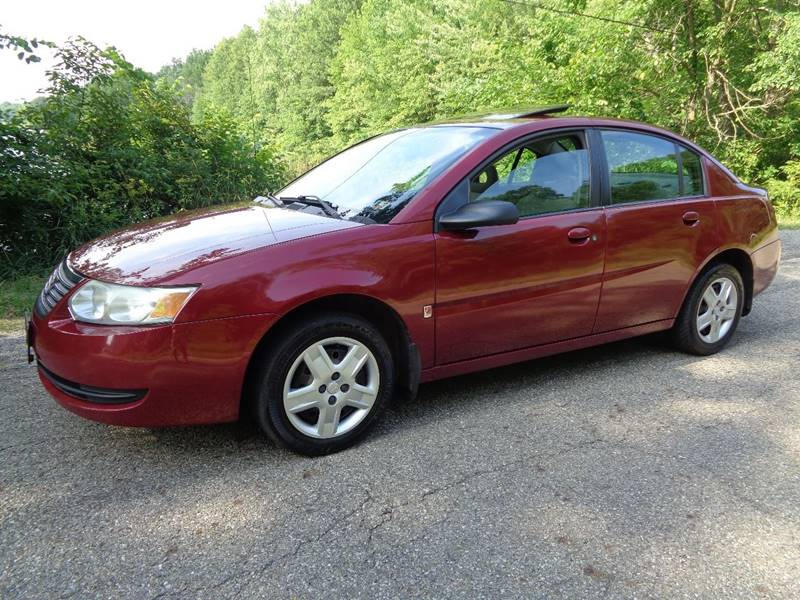 2006 Saturn Ion 2 4dr Sedan Wautomatic In Alliance Oh Carnation