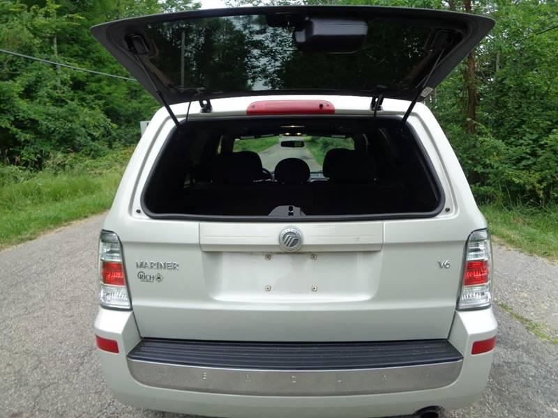 2008 Mercury Mariner V6 4dr SUV - North Benton OH
