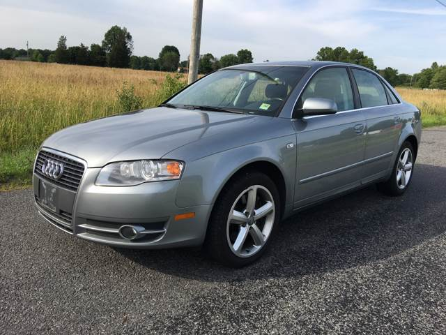 2007 audi a4 awd 3 2 quattro 4dr sedan 3 1l v6 6a in alliance oh carnation auto group. Black Bedroom Furniture Sets. Home Design Ideas