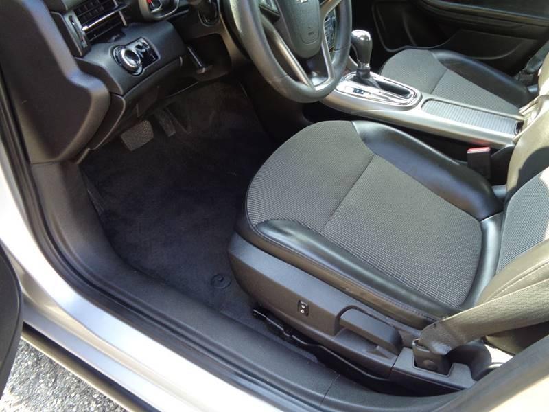 2013 Chevrolet Malibu LT 4dr Sedan w/1LT - North Benton OH