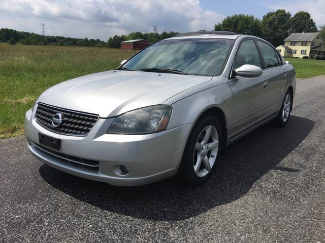 2006 Nissan Altima 3.5 SE 4dr Sedan W/Automatic   Alliance OH