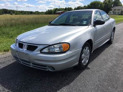 2005 Pontiac Grand Am for sale in North Benton, OH