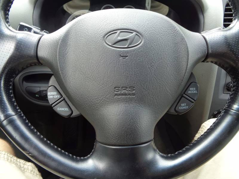 2005 Hyundai Santa Fe GLS 4dr SUV - North Benton OH