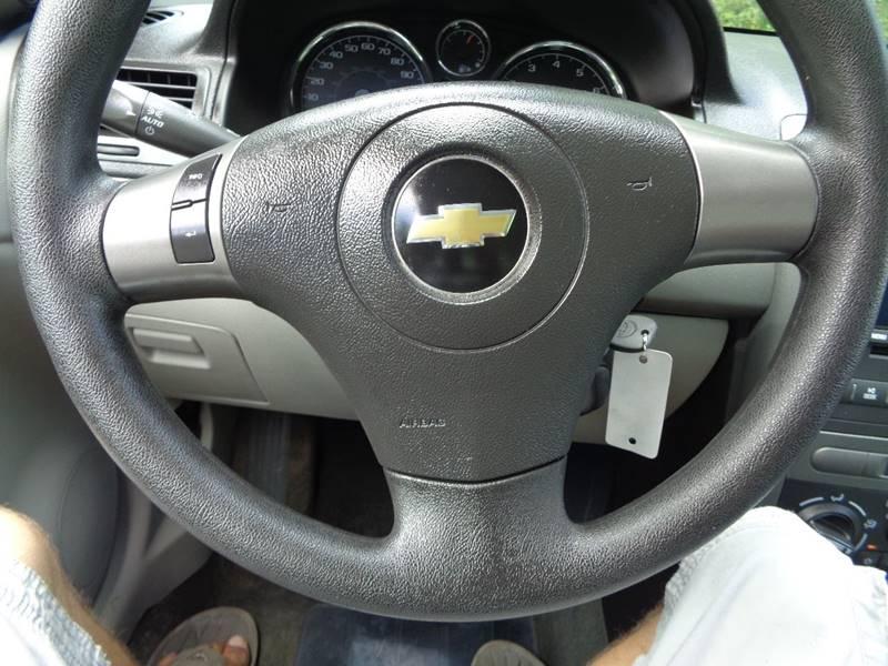 2008 Chevrolet Cobalt LS 2dr Coupe - North Benton OH