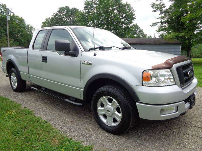 2005 Ford F-150 4dr SuperCab STX Rwd Styleside 6.5 ft. SB - North Benton OH