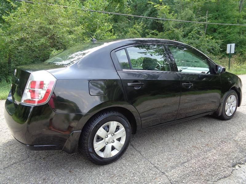2008 Nissan Sentra 2.0 4dr Sedan - North Benton OH
