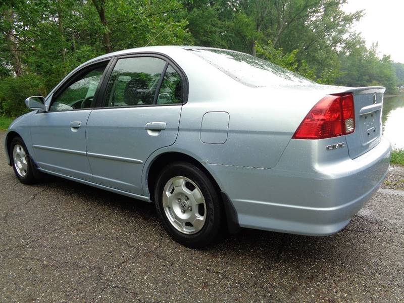 2004 Honda Civic Hybrid 4dr Sedan - North Benton OH