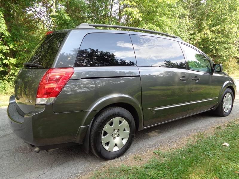 2006 Nissan Quest 3.5 SL 4dr Mini-Van - North Benton OH