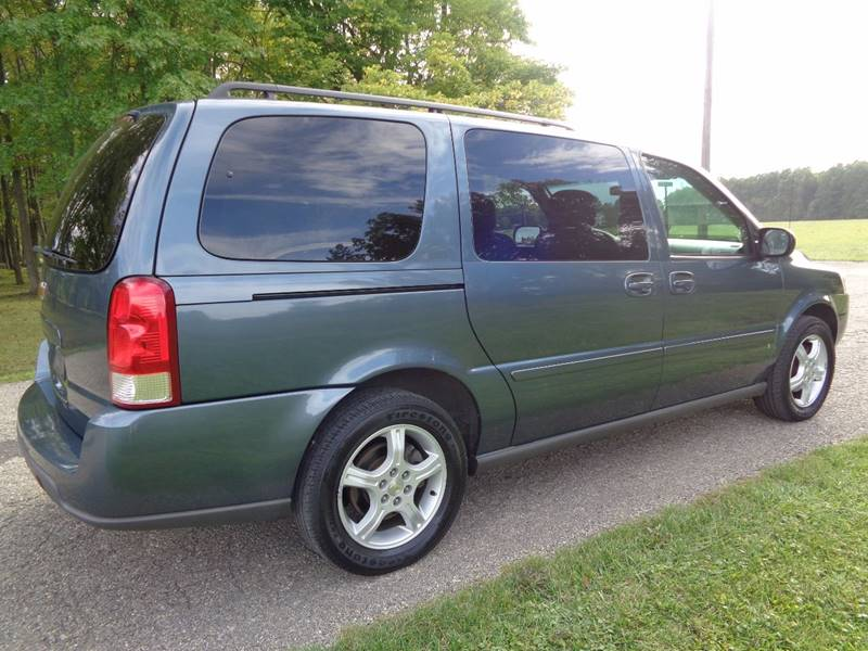 2006 Chevrolet Uplander LT 4dr Extended Mini-Van w/3LT, PhatNoise Media Player - North Benton OH