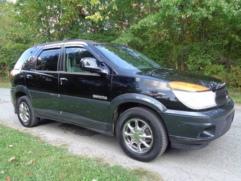 2002 Buick Rendezvous for sale in North Benton, OH