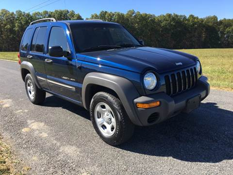 2002 Jeep Liberty for sale in North Benton, OH