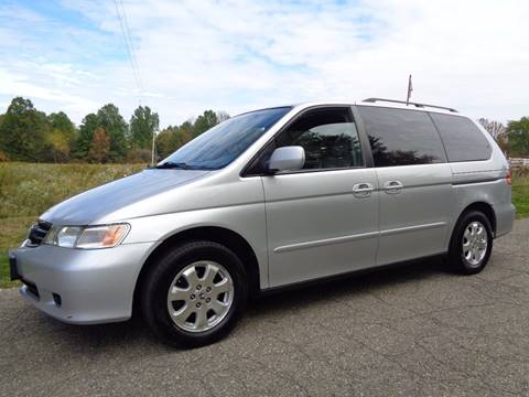 2003 Honda Odyssey for sale in North Benton, OH
