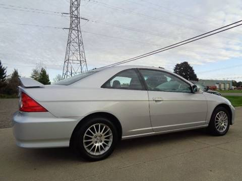 2005 Honda Civic For Sale In Alliance, OH