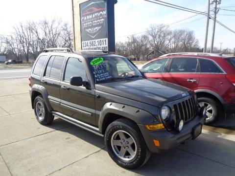 2005 Jeep Liberty for sale in Alliance, OH