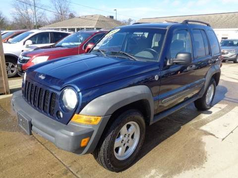 2007 Jeep Liberty for sale in Alliance, OH