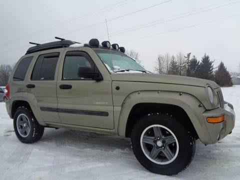 2004 Jeep Liberty for sale in Alliance, OH