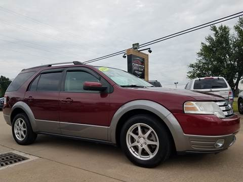 2008 Ford Taurus X for sale in Alliance, OH