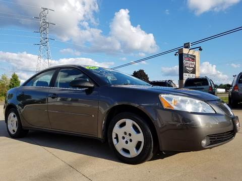 2007 Pontiac G6 for sale in Alliance, OH