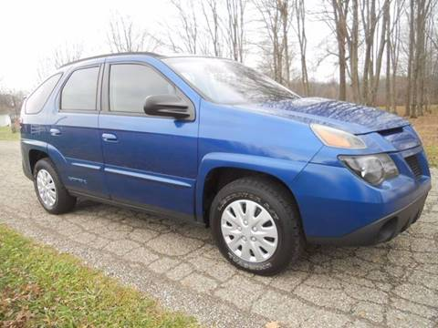 2004 Pontiac Aztek for sale in North Benton, OH