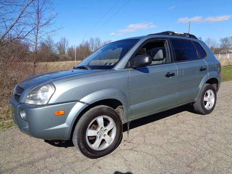 2005 hyundai tucson gl 4dr suv in alliance oh carnation. Black Bedroom Furniture Sets. Home Design Ideas