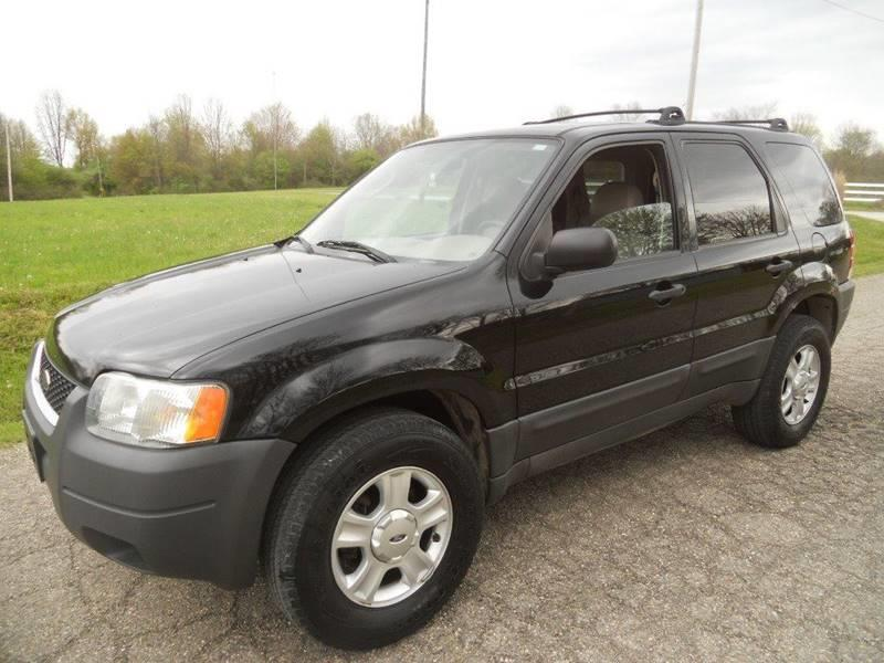2003 Ford Escape XLT Popular 2 4WD 4dr SUV - North Benton OH