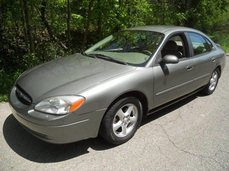 2003 Ford Taurus SE 4dr Sedan - North Benton OH