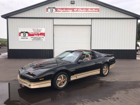 1986 Pontiac Firebird For Sale - Carsforsale.com