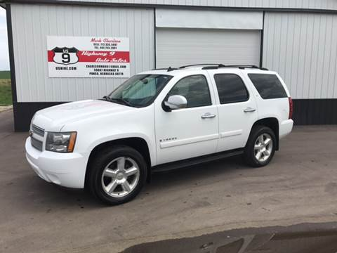 2007 Chevrolet Tahoe for sale in Ponca, NE