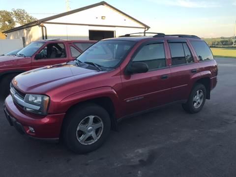 2003 Chevrolet TrailBlazer for sale in Ponca, NE