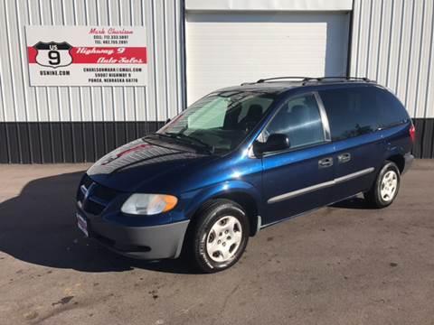 2003 Dodge Caravan for sale in Ponca, NE