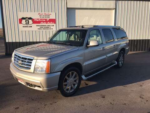 2006 Cadillac Escalade ESV for sale in Ponca, NE