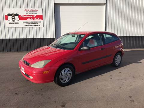 2004 Ford Focus for sale in Ponca, NE