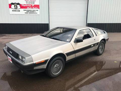 1981 DeLorean DMC-12 for sale in Ponca, NE